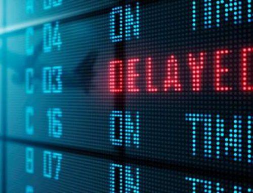 Обезщетение за закъснял полет W6 4405 от 15.11.2019 г.