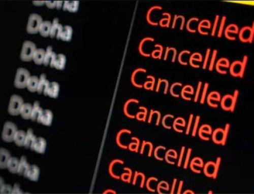 Обезщетение за отменен полет AF 401 от 16.09.2019 г.